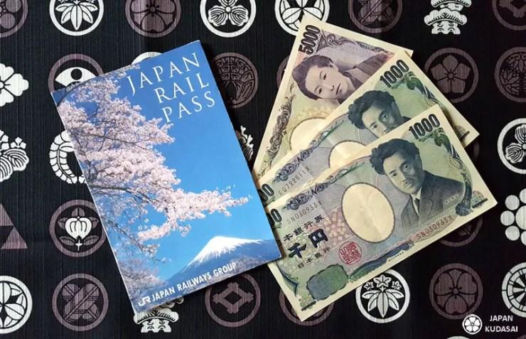 """JR pass : conseils du blog de voyage au Japon """"Japan kudasai"""" pour économiser des yens sur les trajets et itinéraires en train"""