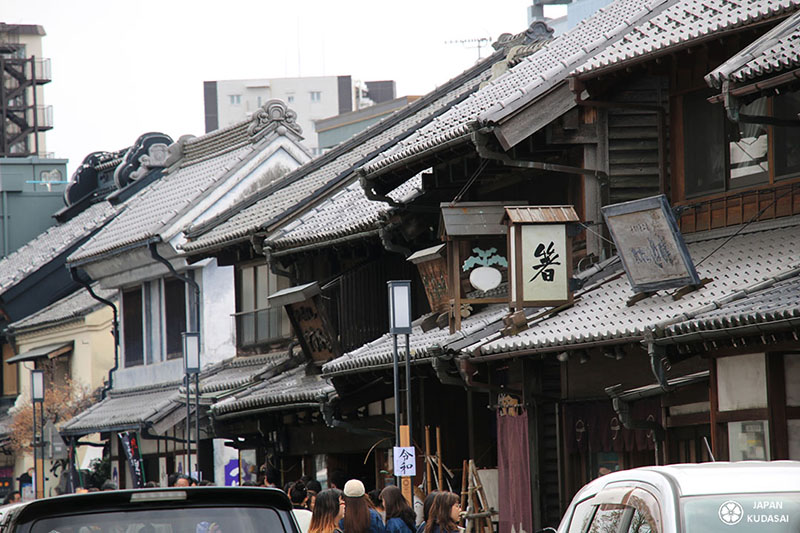 kawagoe little edo township