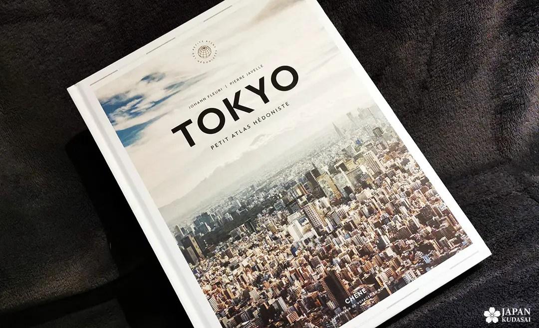 livre guide tokyo atlas hedoniste