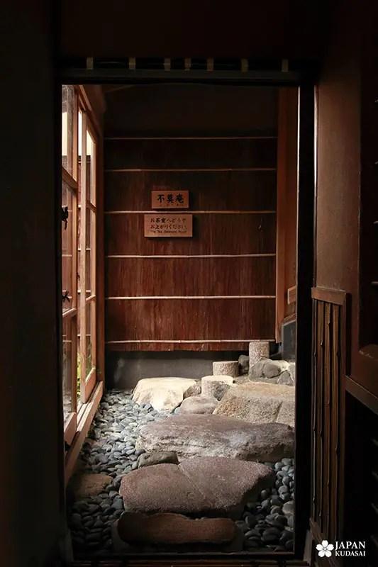 couloir maison nomura nagamachi
