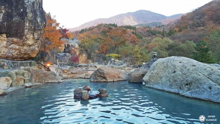 hirayu onsen okuhida takayama alpes japonaises