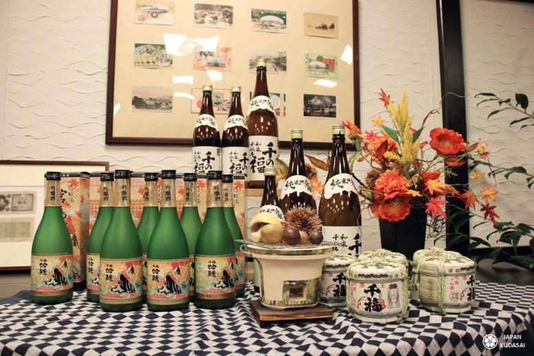 Sempuku saké hiroshima, Miyake honten brewery