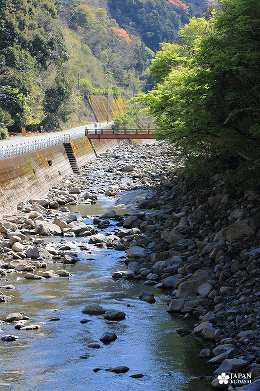 rivière tanda wakayama