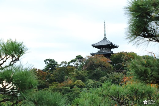 pagode yokahama jardin sankei en