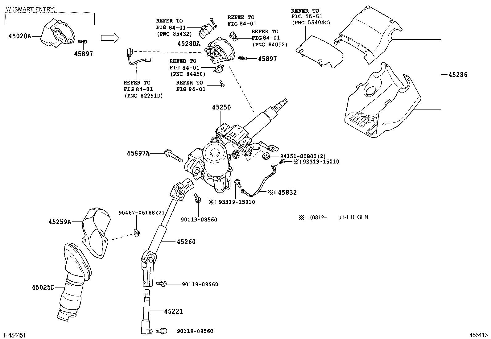 Yaris Body Parts