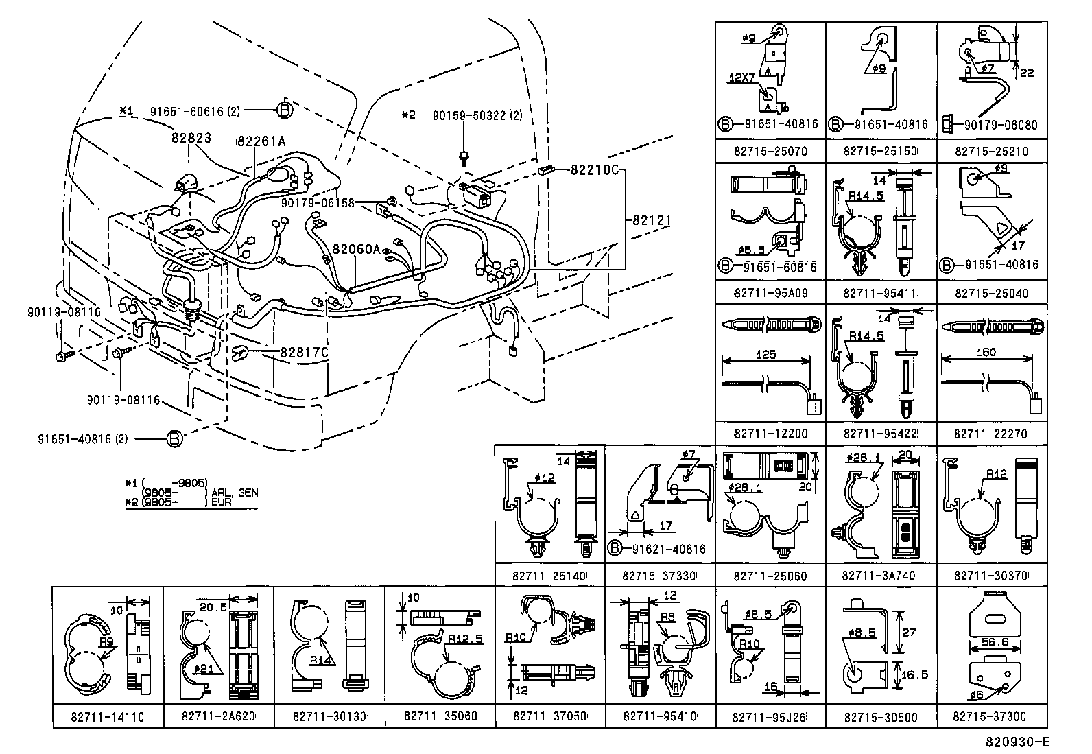 Toyota Coaster Wiring Diagram