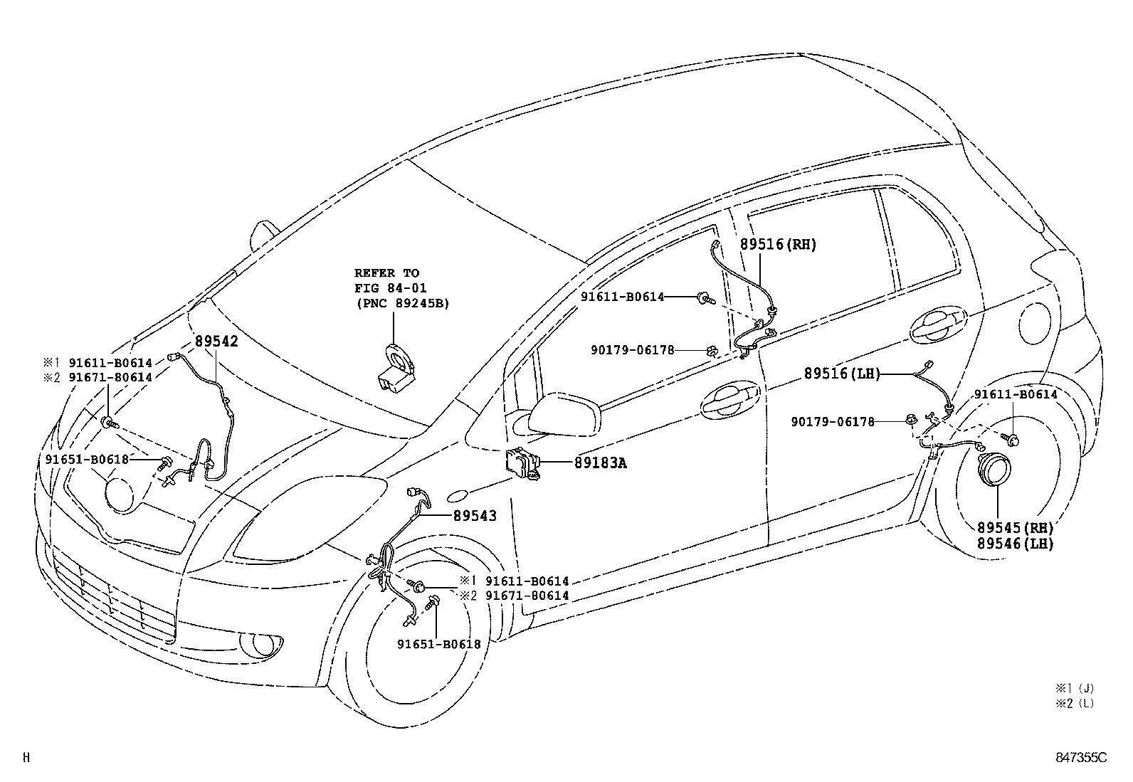 Toyota Yaris Manual Value