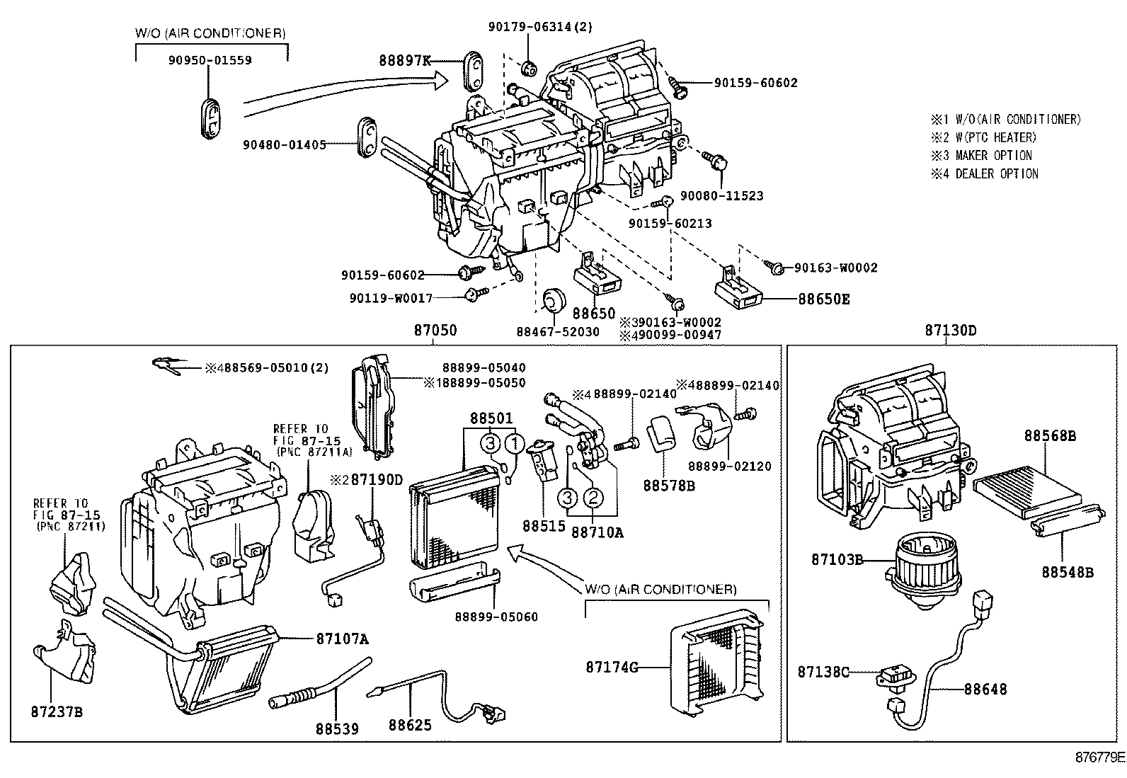 Toyota Camry Engine Parts Diagram