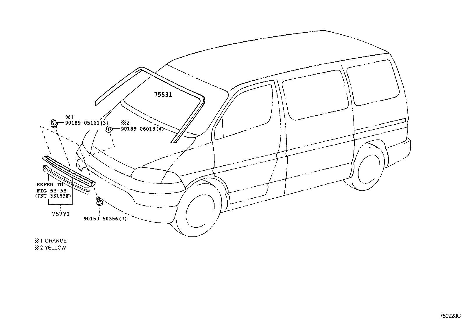 Toyota Hiace Hiace S B Vrch12r Rbmreq