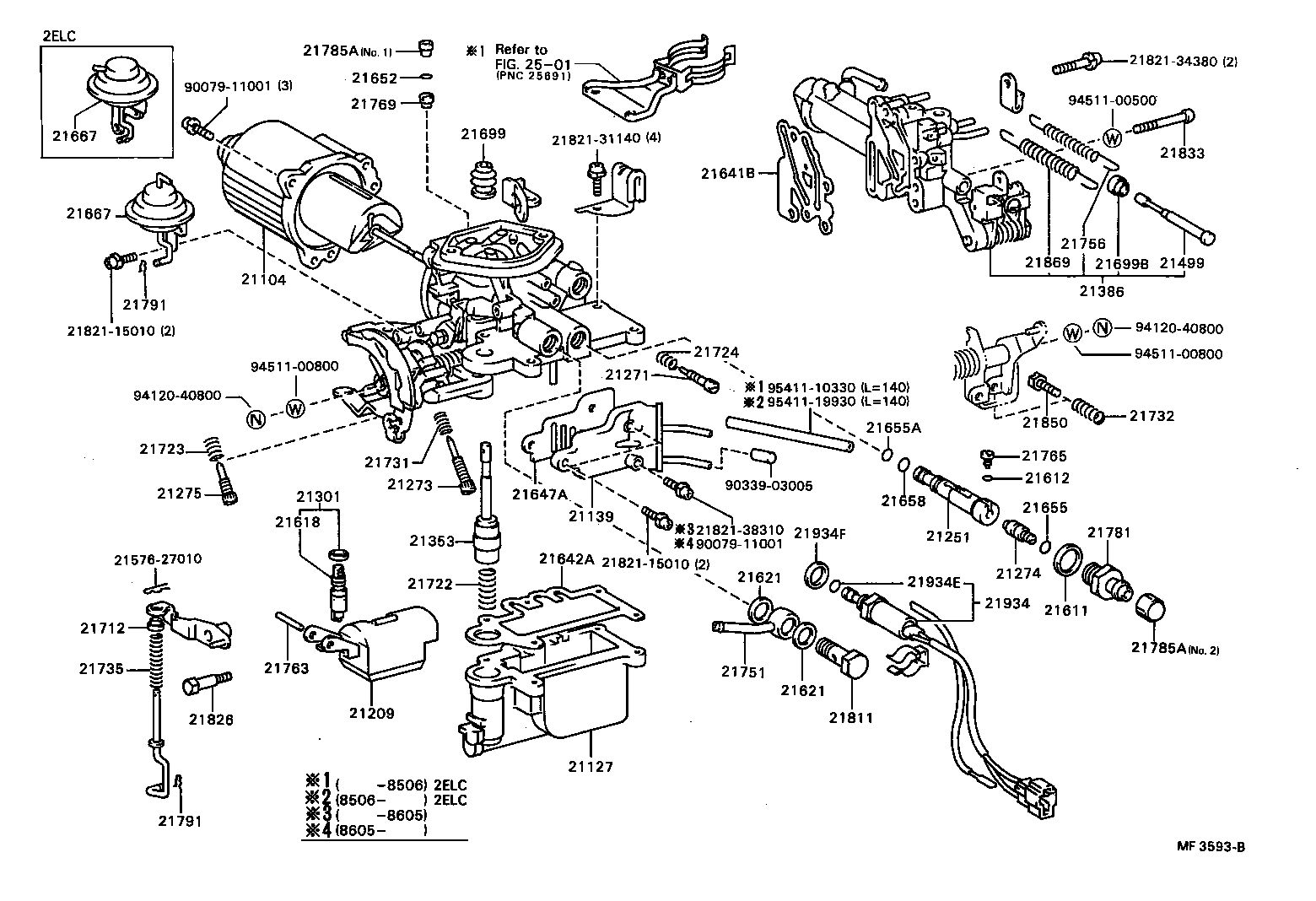 Parts Of Engine Carburetor