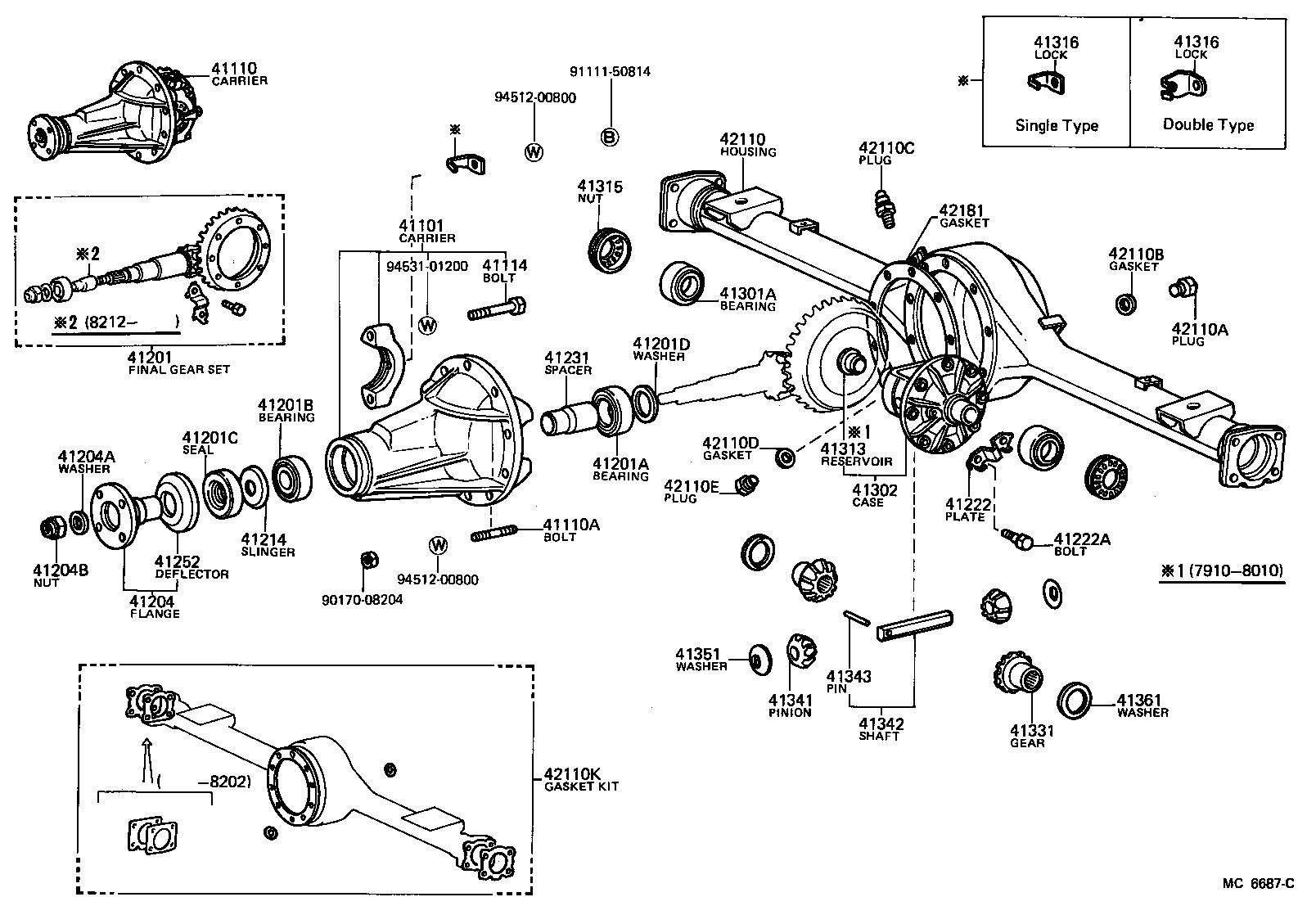 Land Cruiser Wiring Diagram