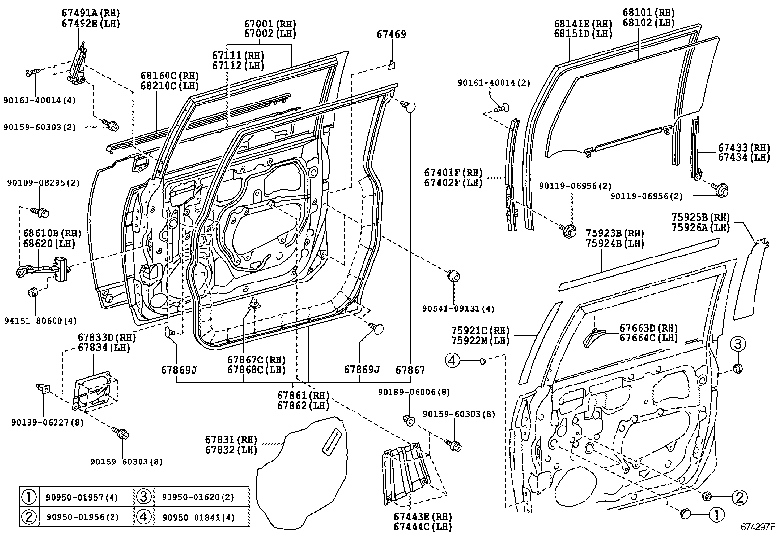 Toyota Fj Cruisergsj15l Gkasky