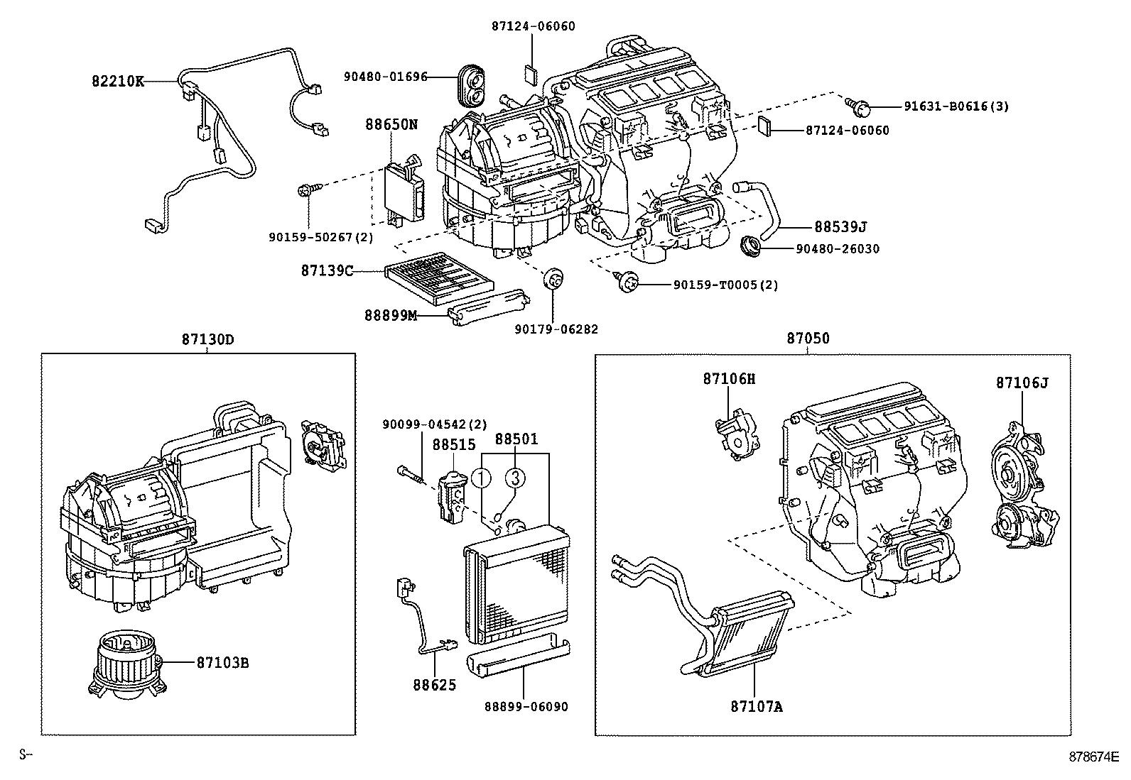 Rav4 Fuel Filter