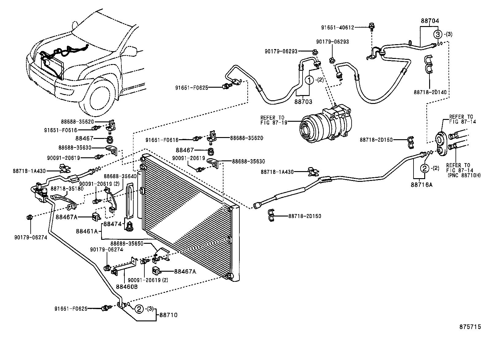 Wiring Diagram Toyota Highlander