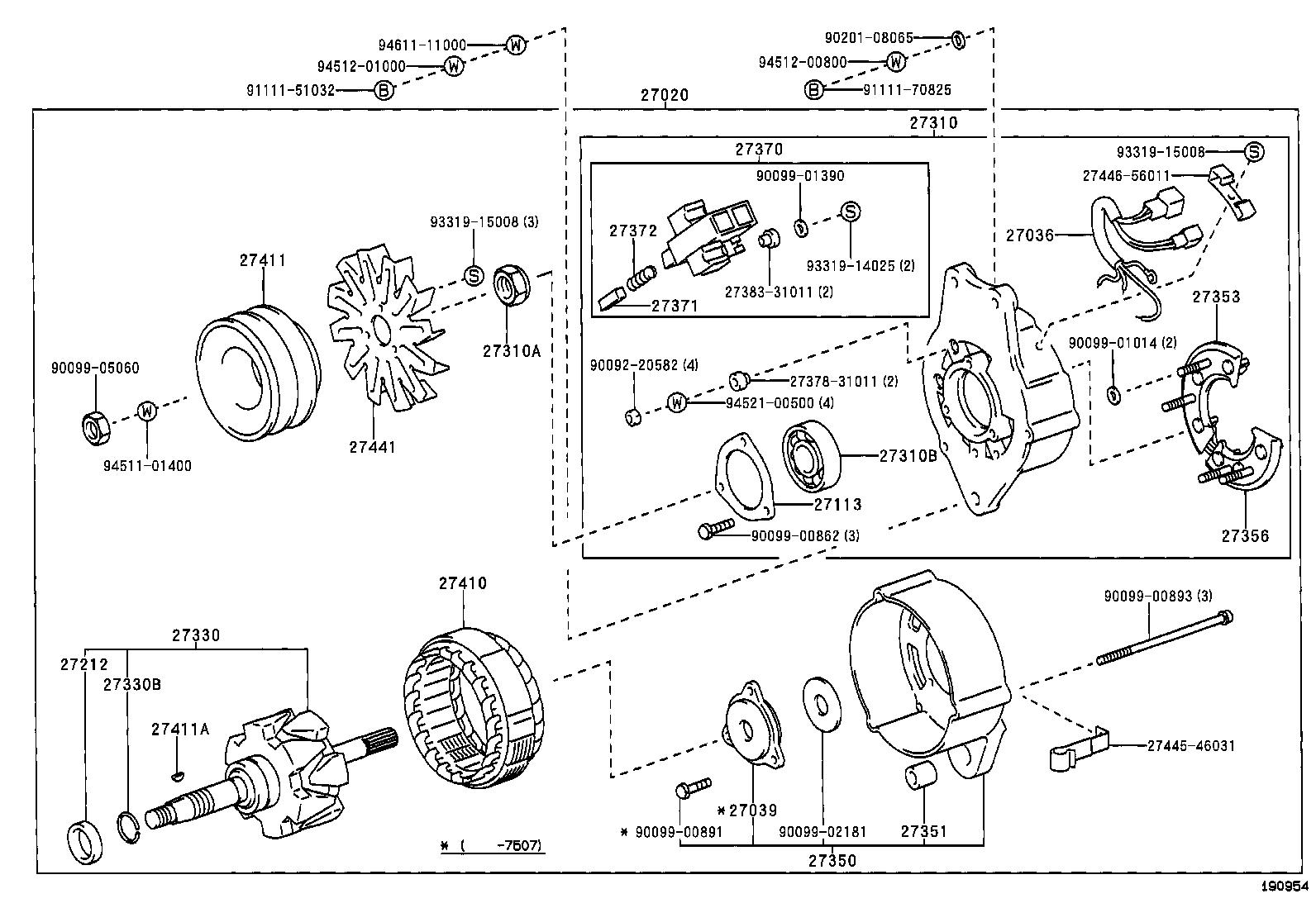 Toyota Heavy Duty Truckda116
