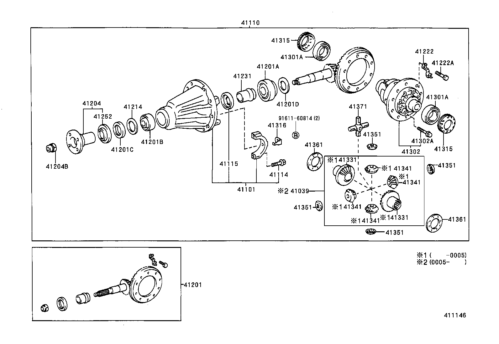Chevy S10 Rear Axle Diagram