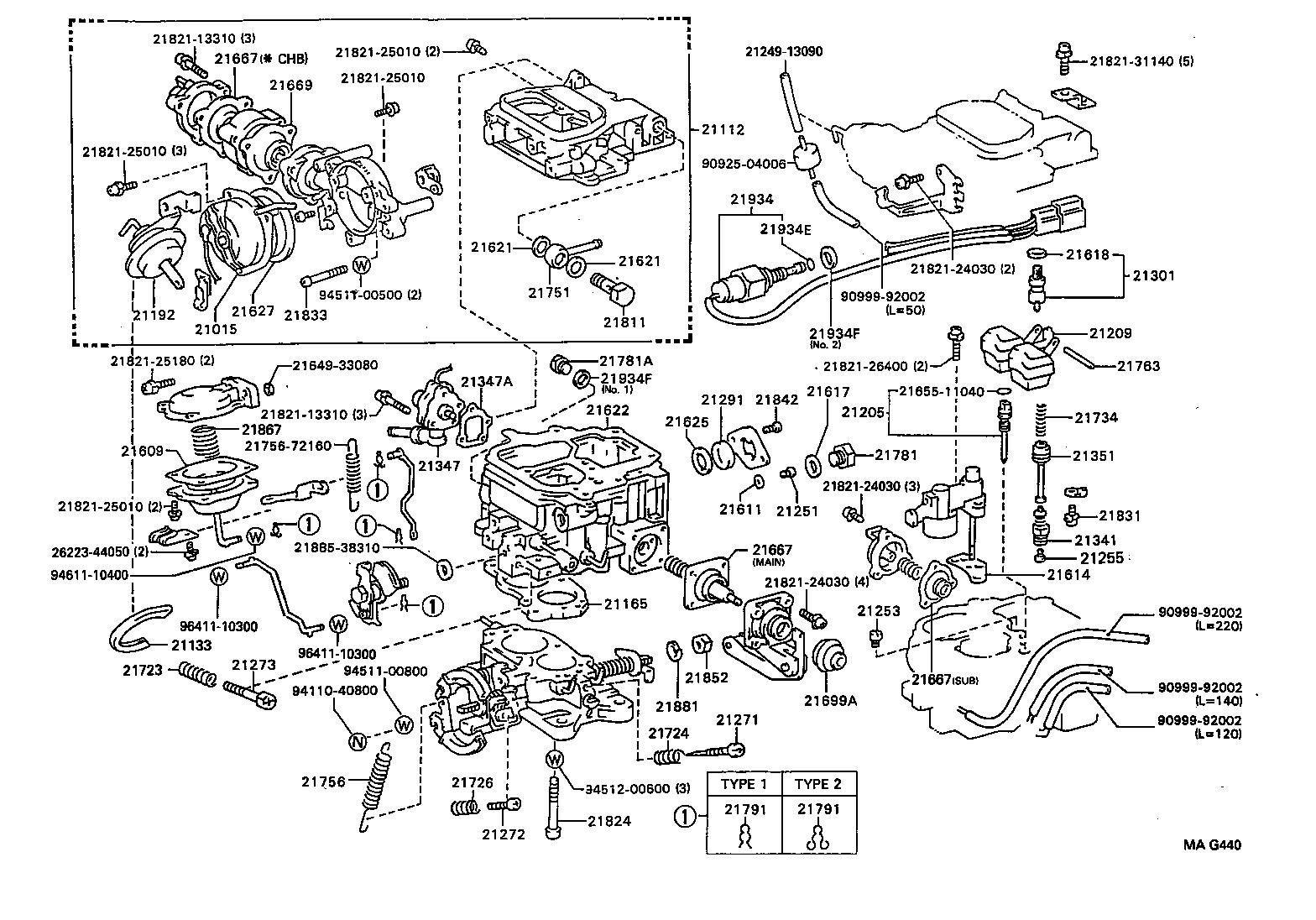 Toyota Liteaceym31rv Mrs