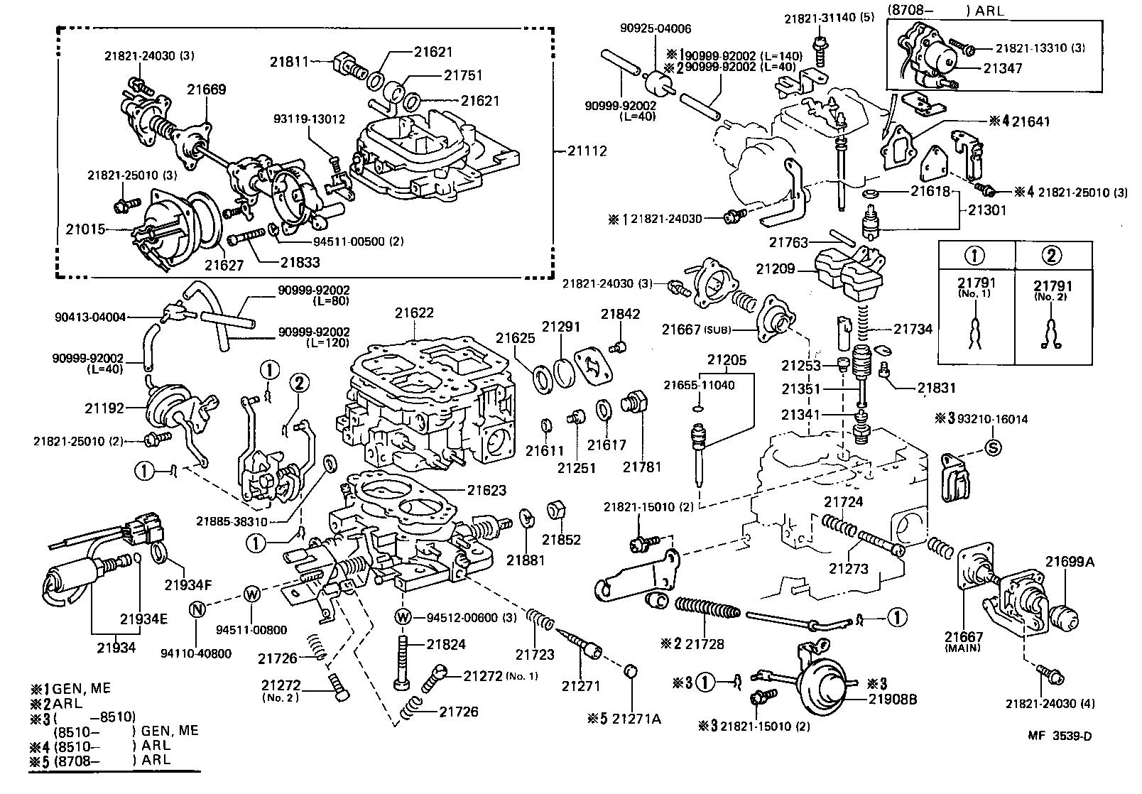 Toyota 2f Engine Parts Diagram Toyota Auto Wiring Diagram