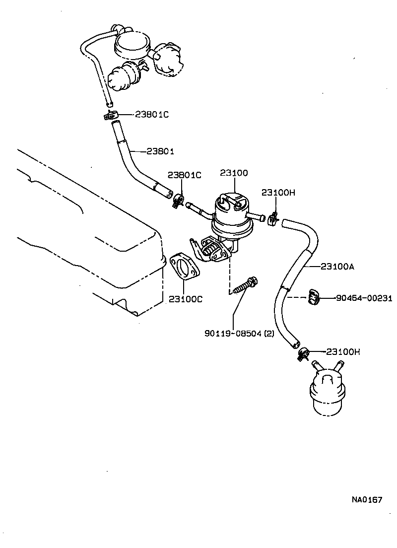 2001 toyota corolla fuse box