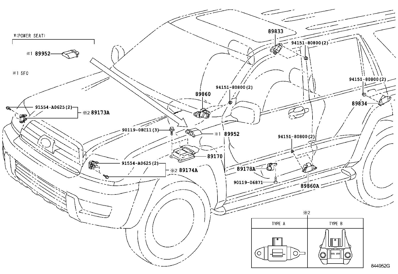Toyota 4runnergrn210l Gkagka