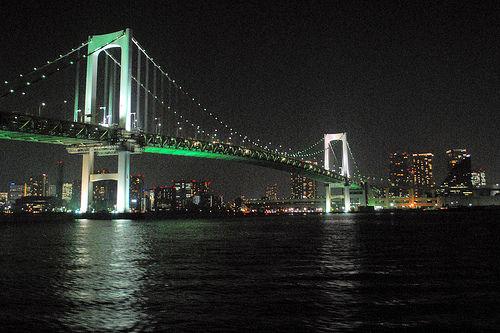 Tokyo River Cruise