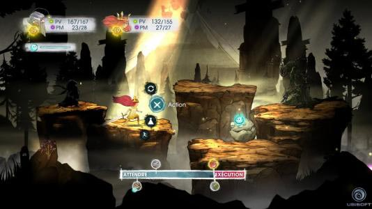 child of light-interface combat