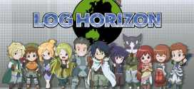 [Anime] Log horizon : Le manga MMO
