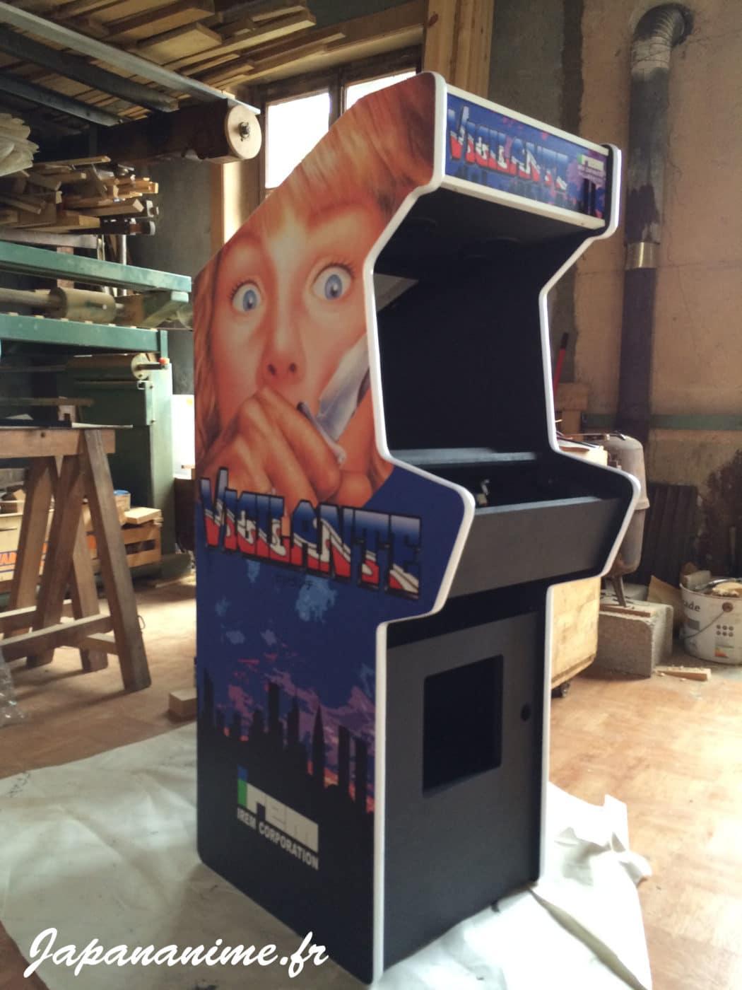 borne arcade legacy