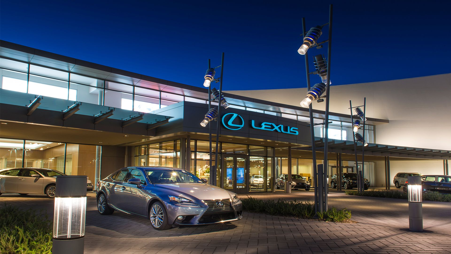 Image Gallery lexus dealers