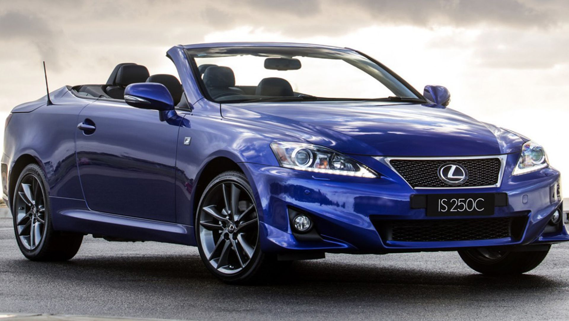 Lexus IS C Convertible Returns for 2015 Model Year