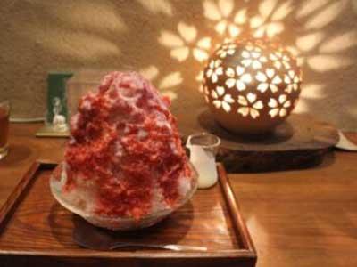 Kakigori Shaved Ice | Japanese Food Guide