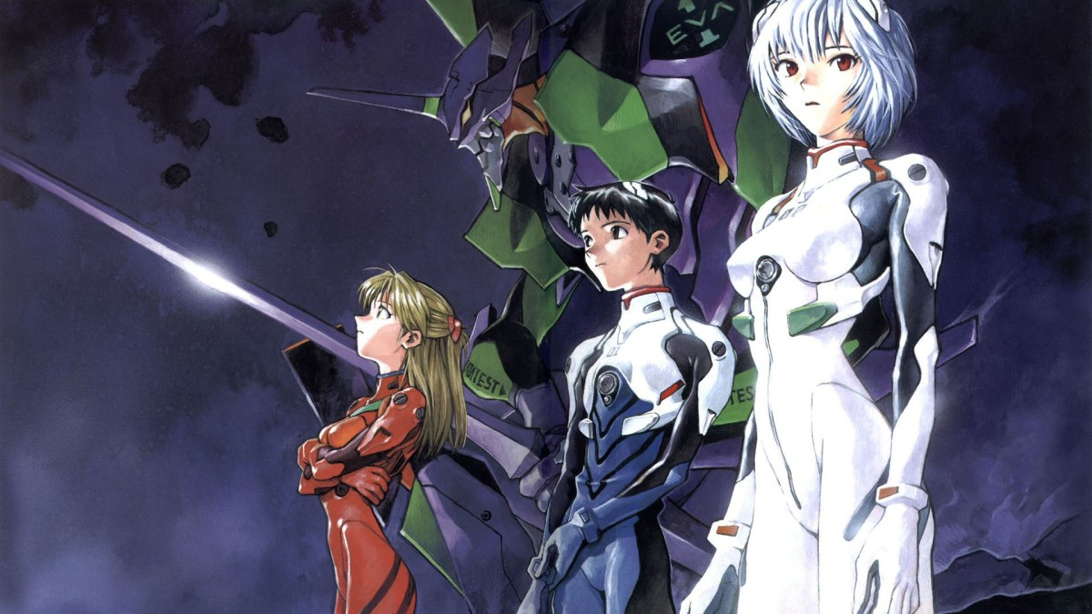 Evangelion 3.33 Home Release Gives Look At Evangelion: Final