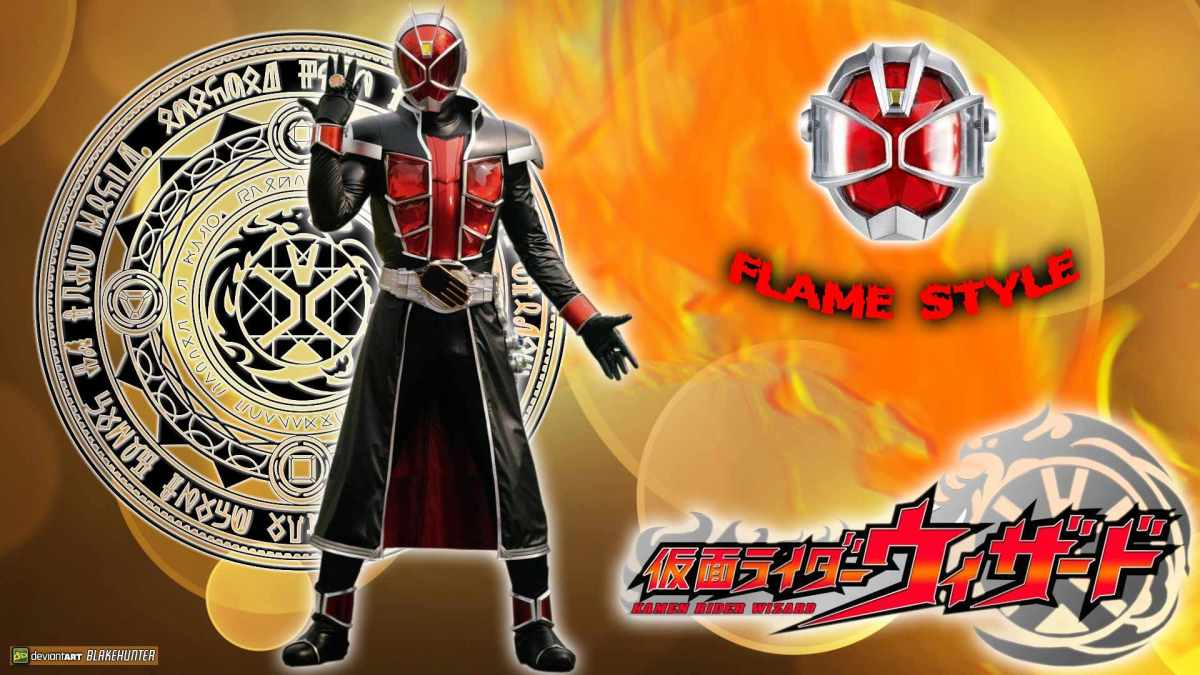"Trailer for ""Kamen Rider × Kamen Rider Gaim & Wizard: The Fateful Sengoku MOVIE Battle"