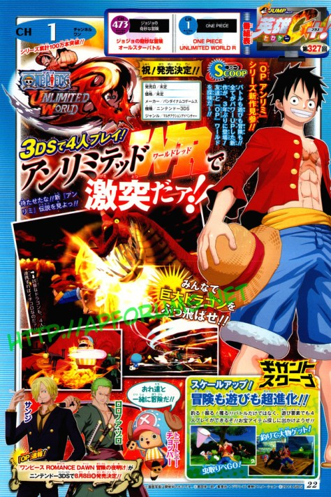 one piece scan
