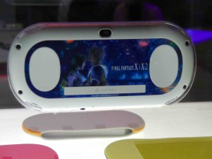 Limited edition Final Fantasy Vita