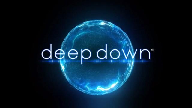 deep down logo