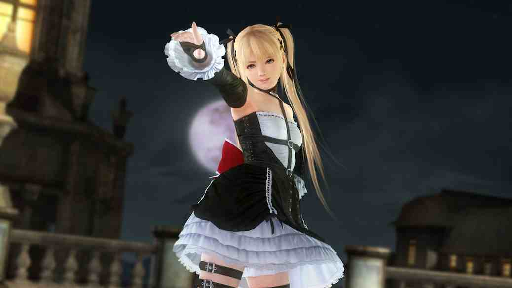 Dead Or Alive 5 Ultimate Updates Marie Rose Next Month