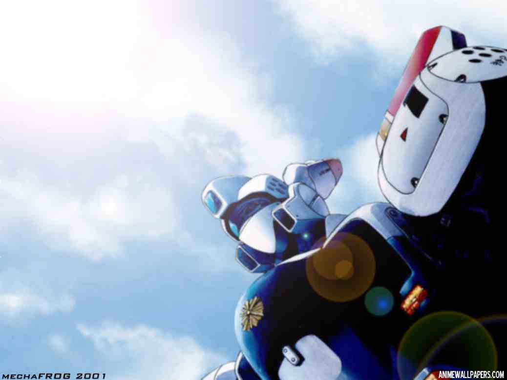 Live Action Patlabor Movie Will Show Real Mech