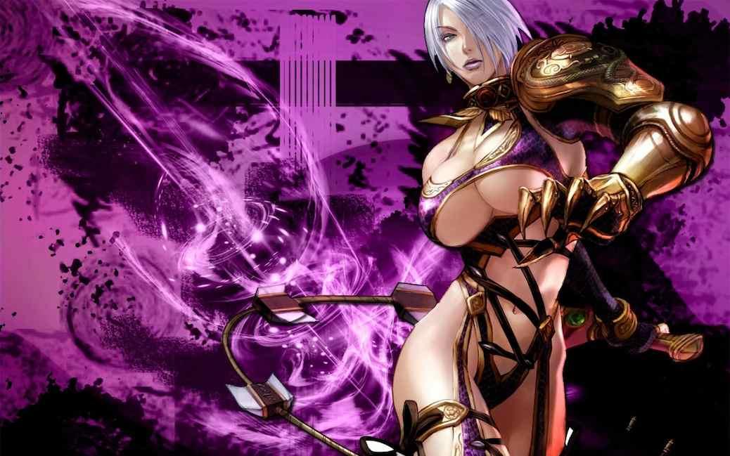 New Player Joins Soul Calibur: Lost Swords
