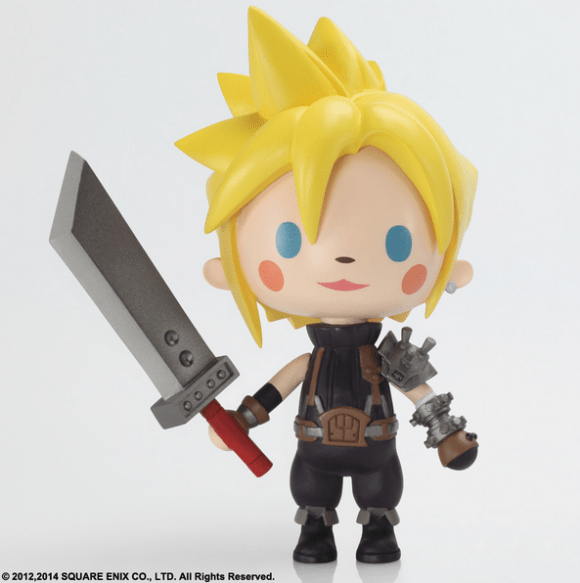 cloud chibi