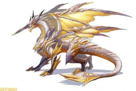 Shining-Resonance dragon
