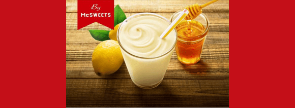 honey lemon shake