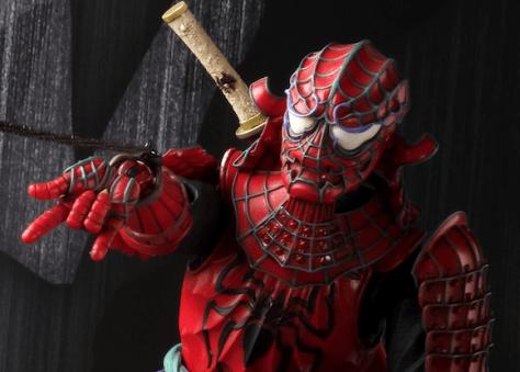 samurai spidey 2