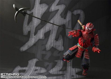 samurai spidey 7