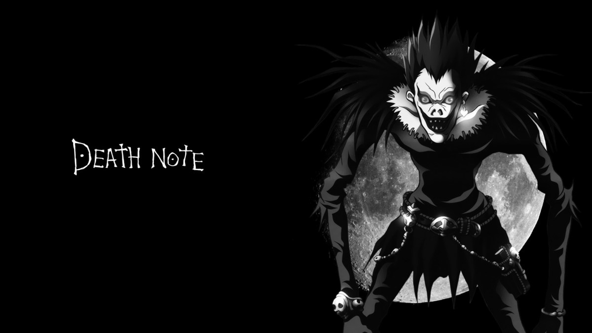 "Good & Evil Show In ""Death Note: Light Up the NEW World"" Poster"