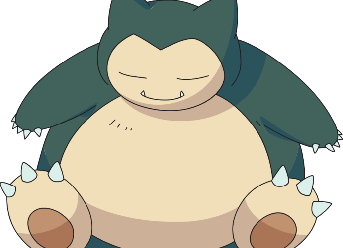 The Snorlax Bean Bag Chair Is Real