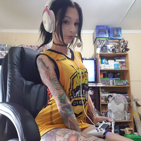 Gamer Girl - Hylia Suicide