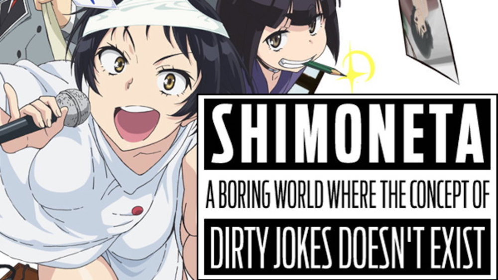 Review: Shimoneta (Blu-Ray)