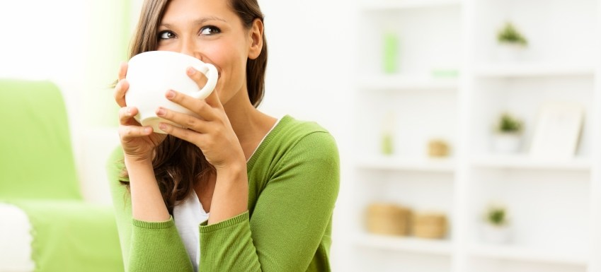 (Caffeine and EGCG) in green tea