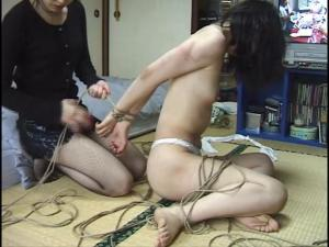 Ibarako: New World 3 Japanese Bondage